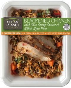 CP Entree Blackened Chicken